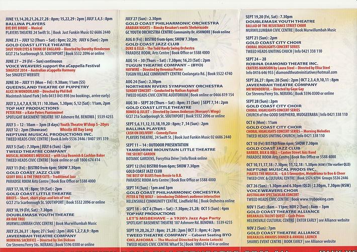 Directory 2014 Inside June to December p