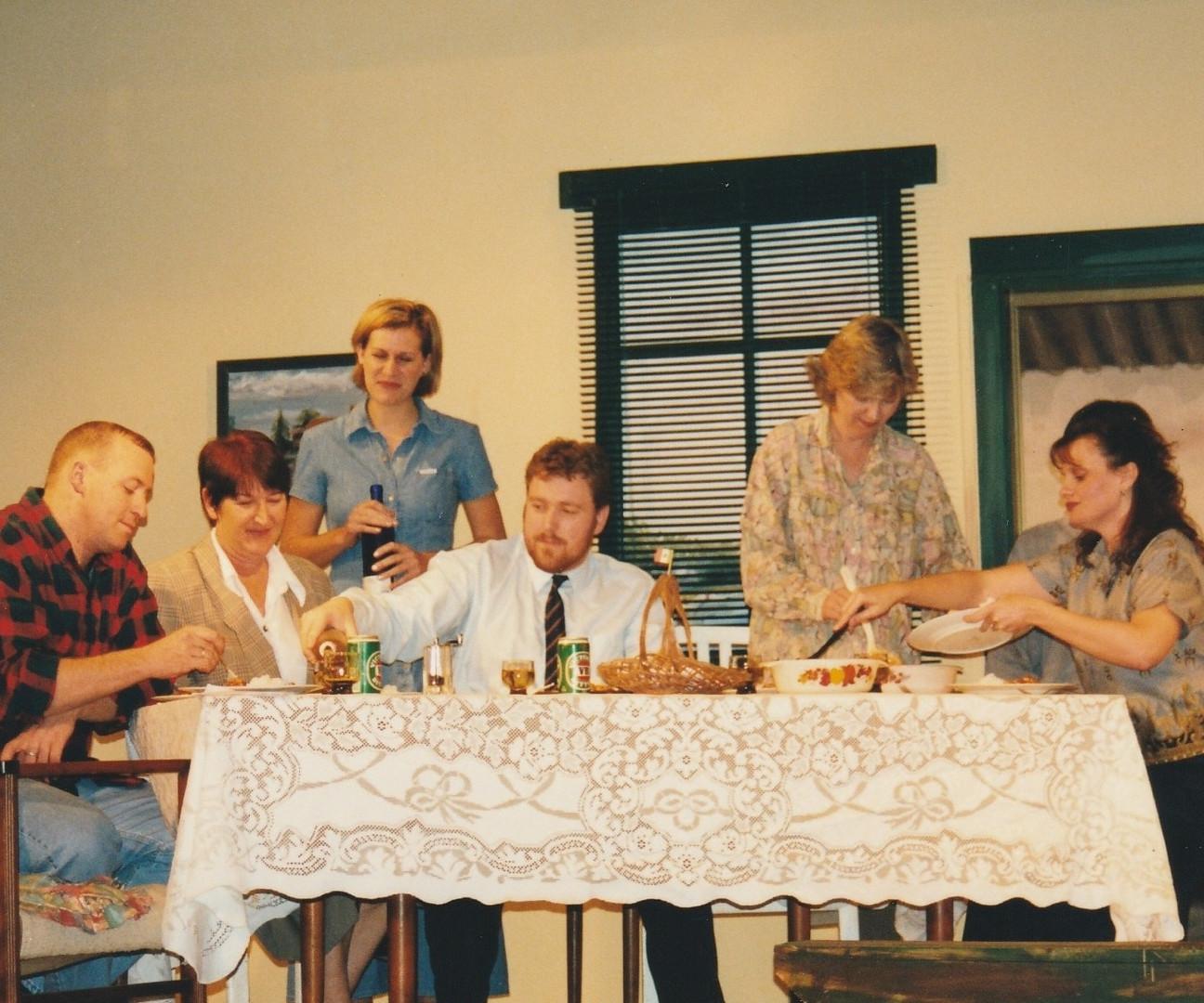Hotel Sorrento - Dinner Scene 1999.jpg