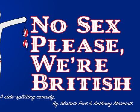 No Sex Please We're British