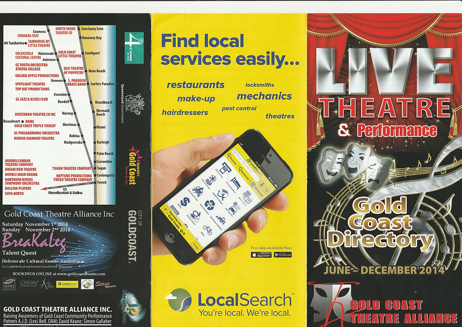Directory Cover July 2014 to December 20