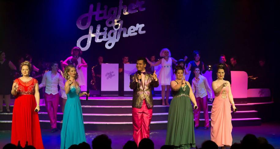 Higher and Higher - Spotlight