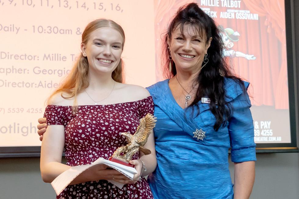 Tymyka and Deborah