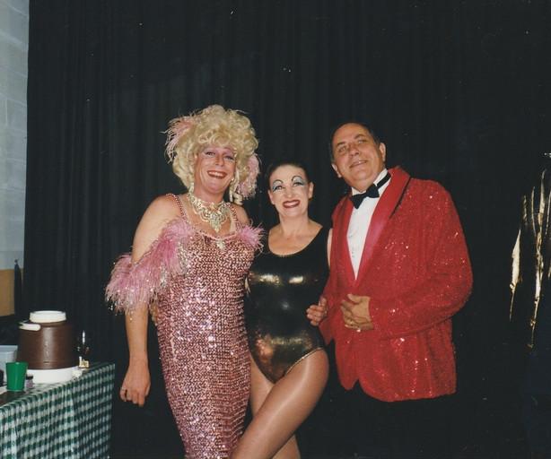 La Cage Tony Annie Crestani and Wal back
