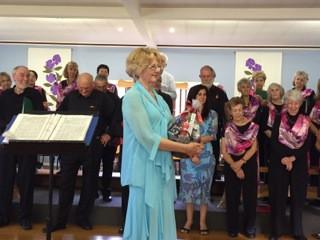GCCC Ruth Gurner Farewell December 2014