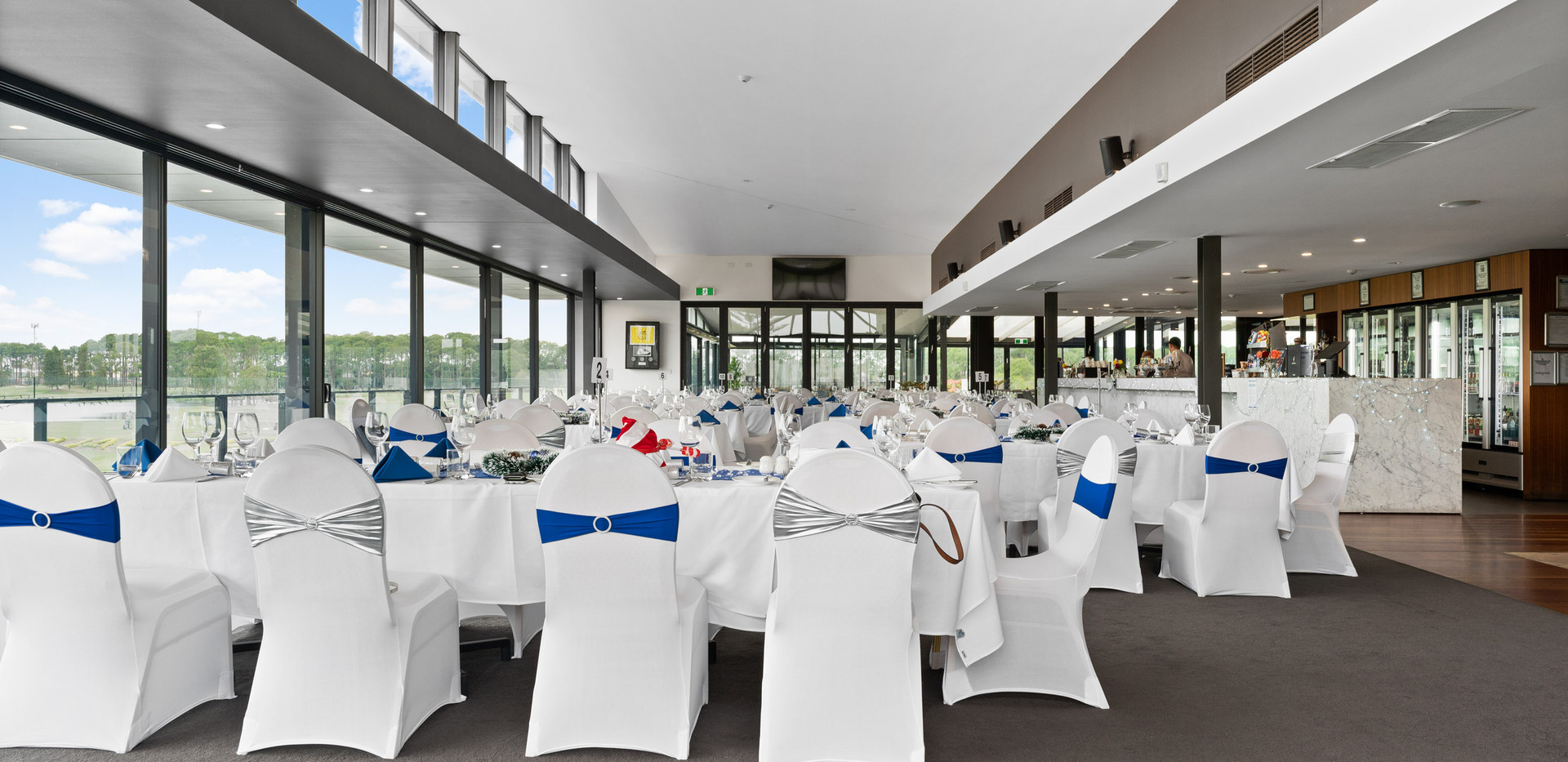The Lakeview Room, Pines Golf Club, Sanctuary Cove