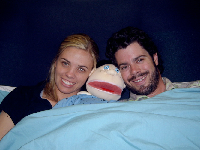 Bedtime rehearsals - Queensland Theatre of Puppetry