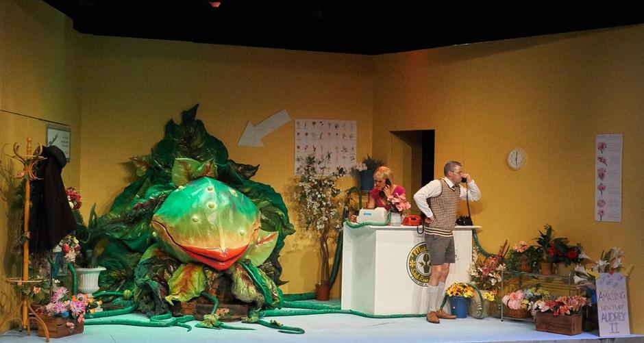 Little Shop of Horrors Gold Coast Little Theatre