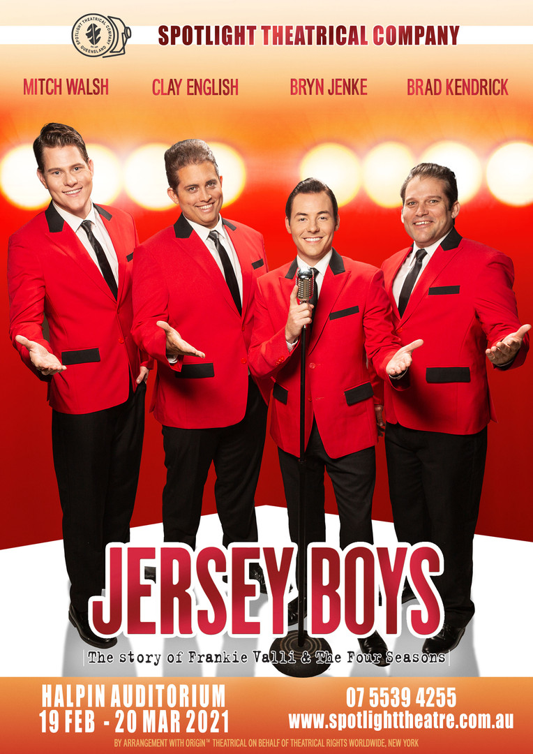 Jersey Boys Spotlight