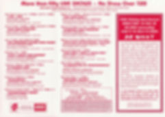 Directory 2002 inside january to april I