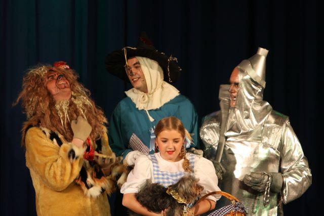 The Wizard of Oz - Tweed Theatre