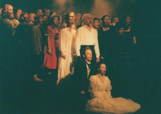 Les Miserables Phoenix Cast  Finale