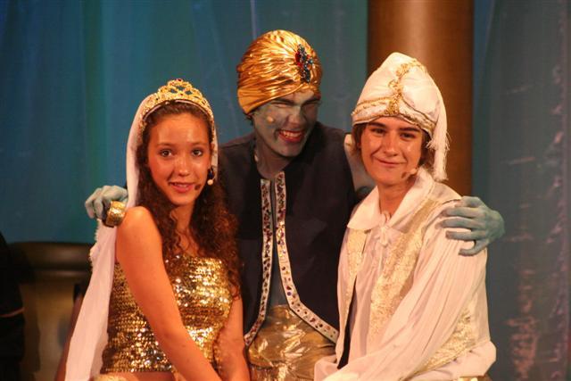 Tweed Theatre - Aladdin