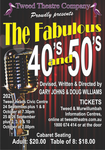 The Fabulous 40s and 50s