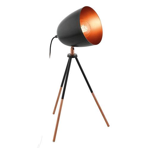 Настольная лампа CHESTER на треноге