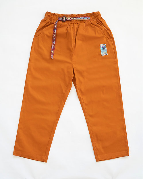 The Marvin Pant in Rust