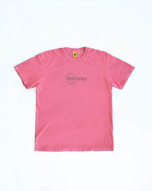 The Omnipresent Tee in Coral