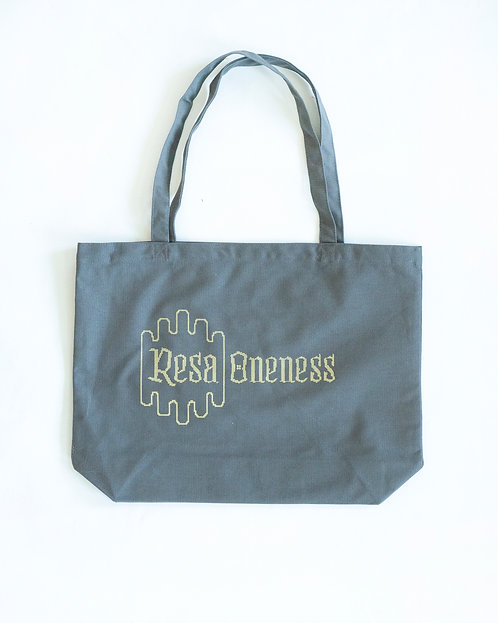 The Oneness Tote in Vintage Black