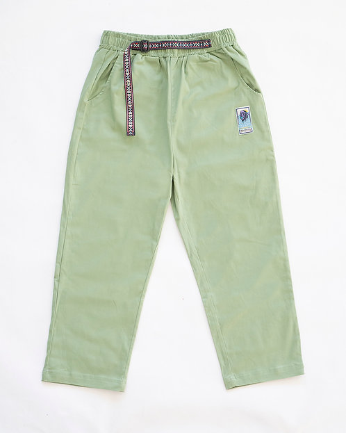 The Marvin Pant in Menthe
