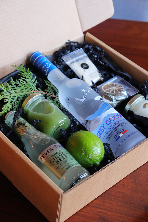Grey Goose 'Vodka Lover's Kit'