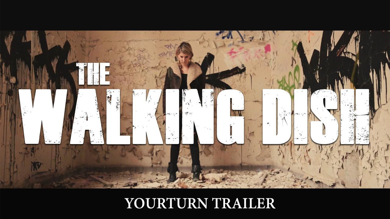 Walking Dish