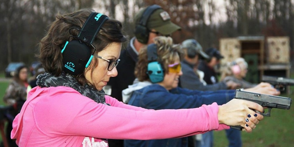 Women's Handgun Course