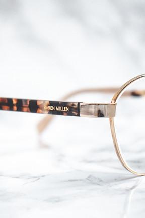 Specsavers and Karen Millen Product Photoshoot