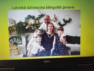 Kā saglabāt latviskumu bilingvālā ģimenē?