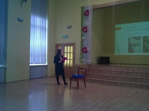 Projektu un pētniecisko darbu prezentācijas