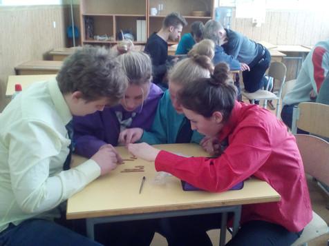 Latviešu valodas un literatūras viktorīna 9. - 12.klasēm