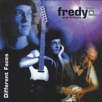 CD - Fredy Pi. and friends - Different Faces