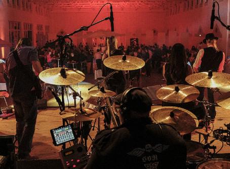 Rock-Drummer gesucht... und gefunden...
