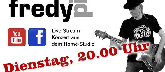 alle Live-Stream-Konzert auf YouTube