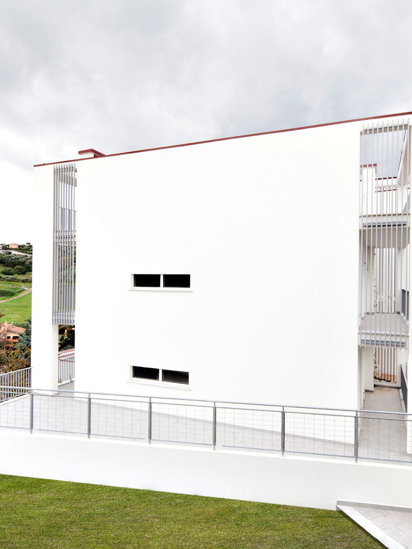 Complesso Residenziale Qube