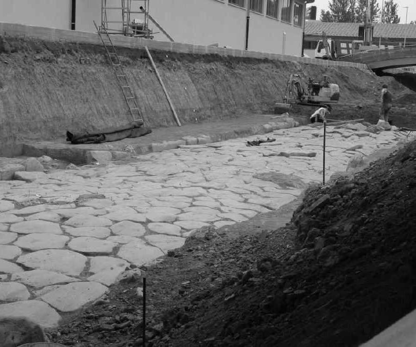 Via Flaminia antica