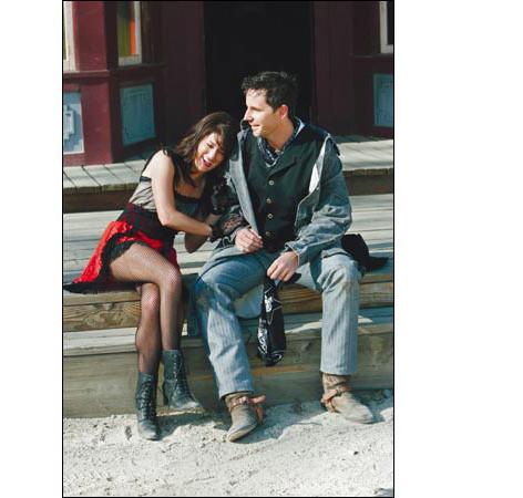 With Jillian on Bachelorette Season 5