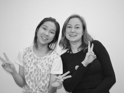 Caroline / Ashley