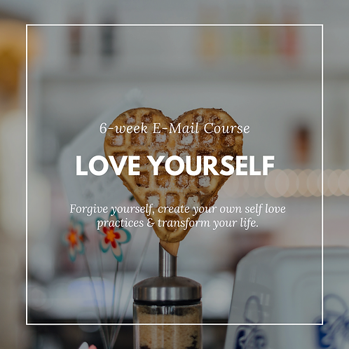 E-Mail Course: Love yourself