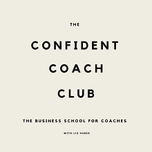 Confident Coach Club Podcast Cover