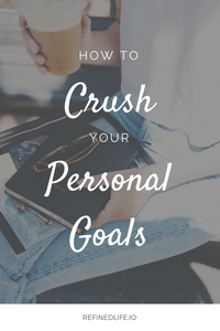 How to Stick to Your PersonalGoals
