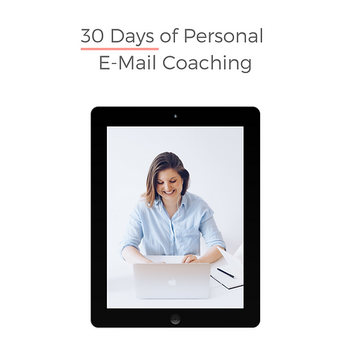 30 Days of Business E-Mail Coaching