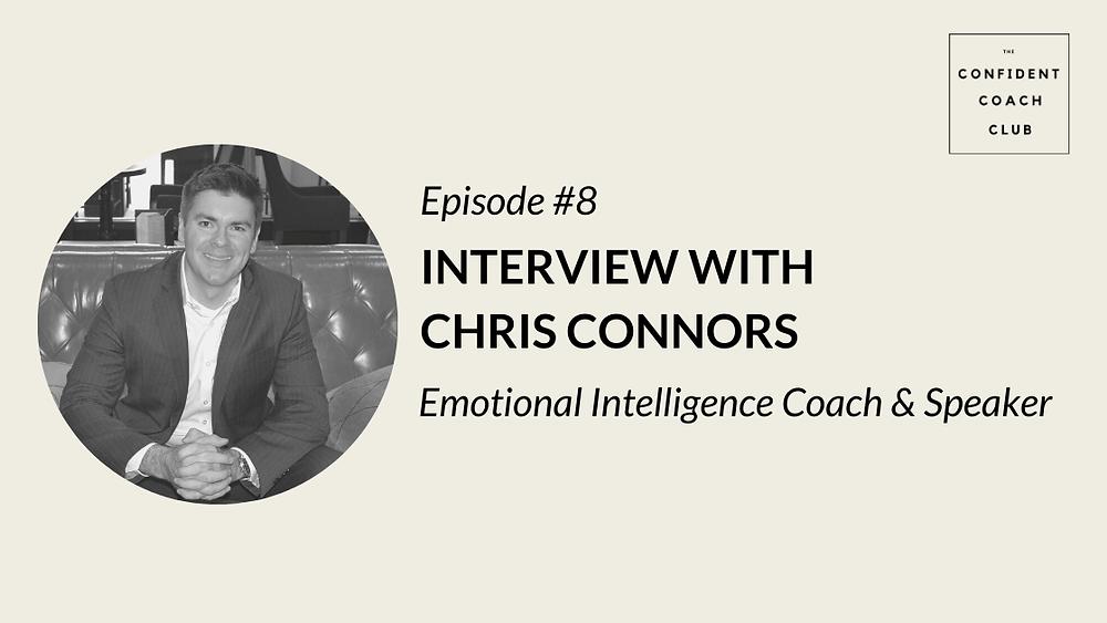 Cover Image Confident Coach Club Podcast Episode 8
