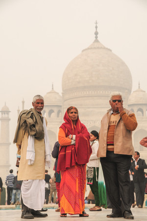Taj Majal // India