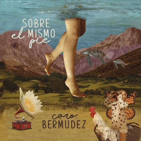 Cover for Caro Bermúdez´s record.