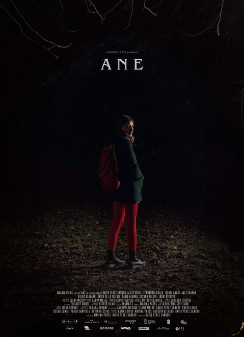 Poster for the film ANE, by David P.Sañudo (Spain // 2018)