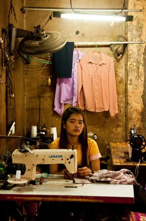 Old Market, Siem Reap // Cambodia