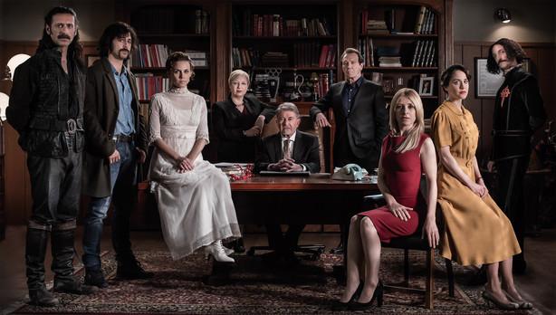 El Ministerio del Tiempo season 3 cast