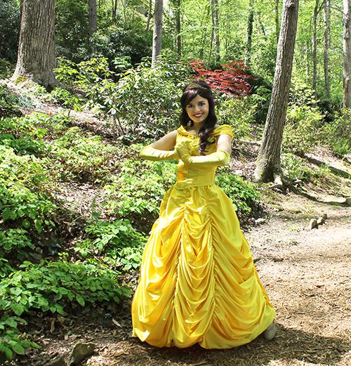 Atlanta Belle Costumed Character
