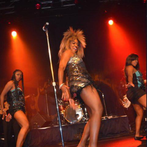 Tina Turner Impersonator Atlanta