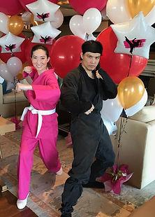 atlanta ninja party