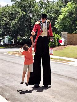 Best Georgia Stilt Walkers